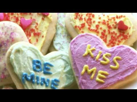 How to Make Valentine's Day Cookies | Cookie Recipe | Allrecipes.com
