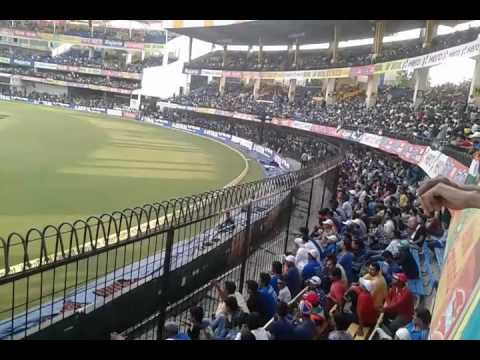 INDIA vs NZ TEST | LAND OF RECORD | In INDIA history | INDORE | crowd Support india