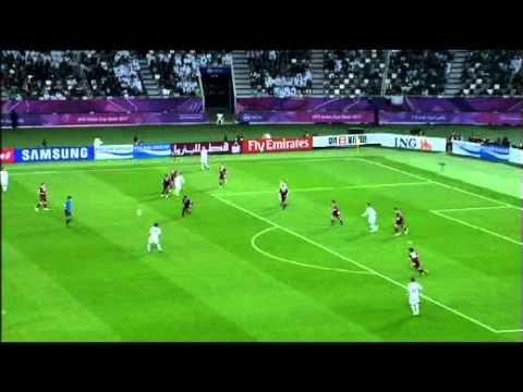 AFC Asian Cup 2011 M01 Qatar vs Uzbekistan