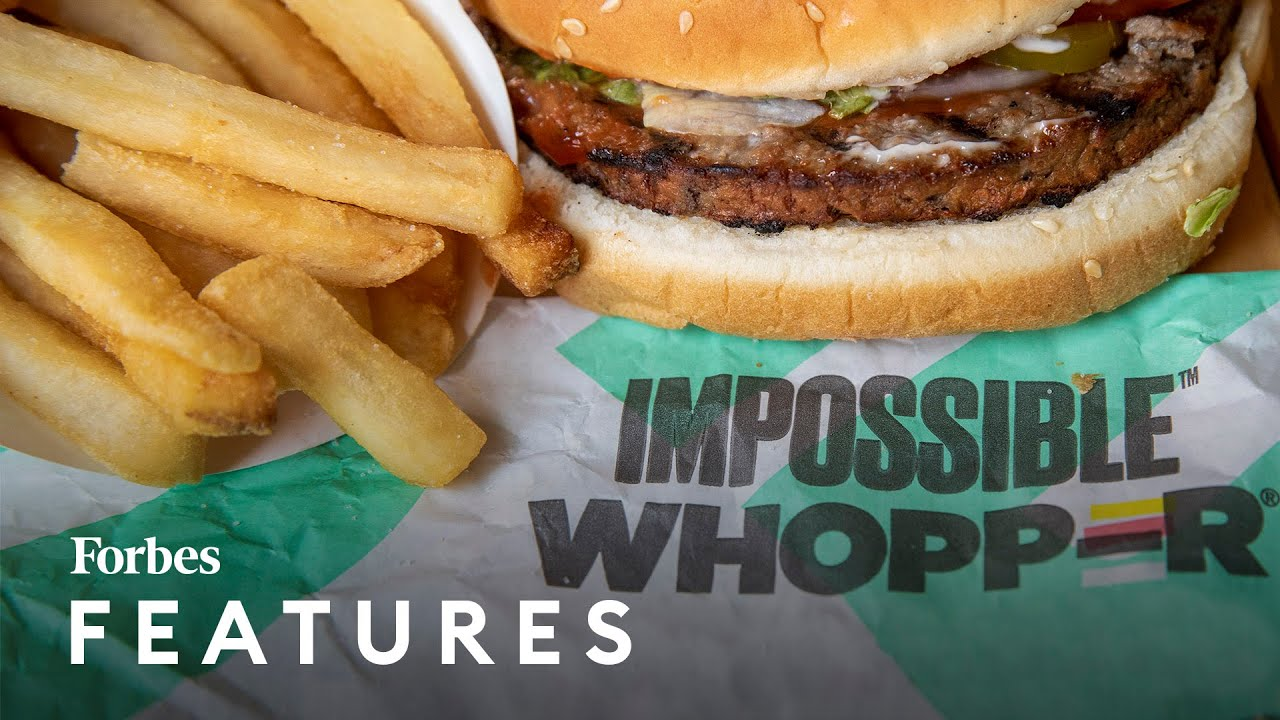 Picture of the Impossbile Whopper/USA