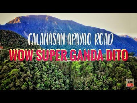 Calanasan Apayao Road