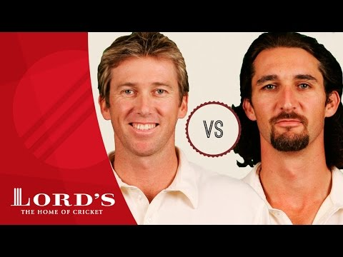 Glenn McGrath vs Jason Gillespie | Who's The Greatest?