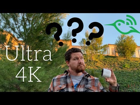 Arlo Ultra 4K - Answering the BIG questions (Sample Footage)