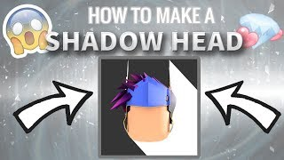 💎🔥HOW TO MAKE A SHADOW HEAD 2017🔥💎| USING BLENDER | ROBLOX HOW-TO #2 |