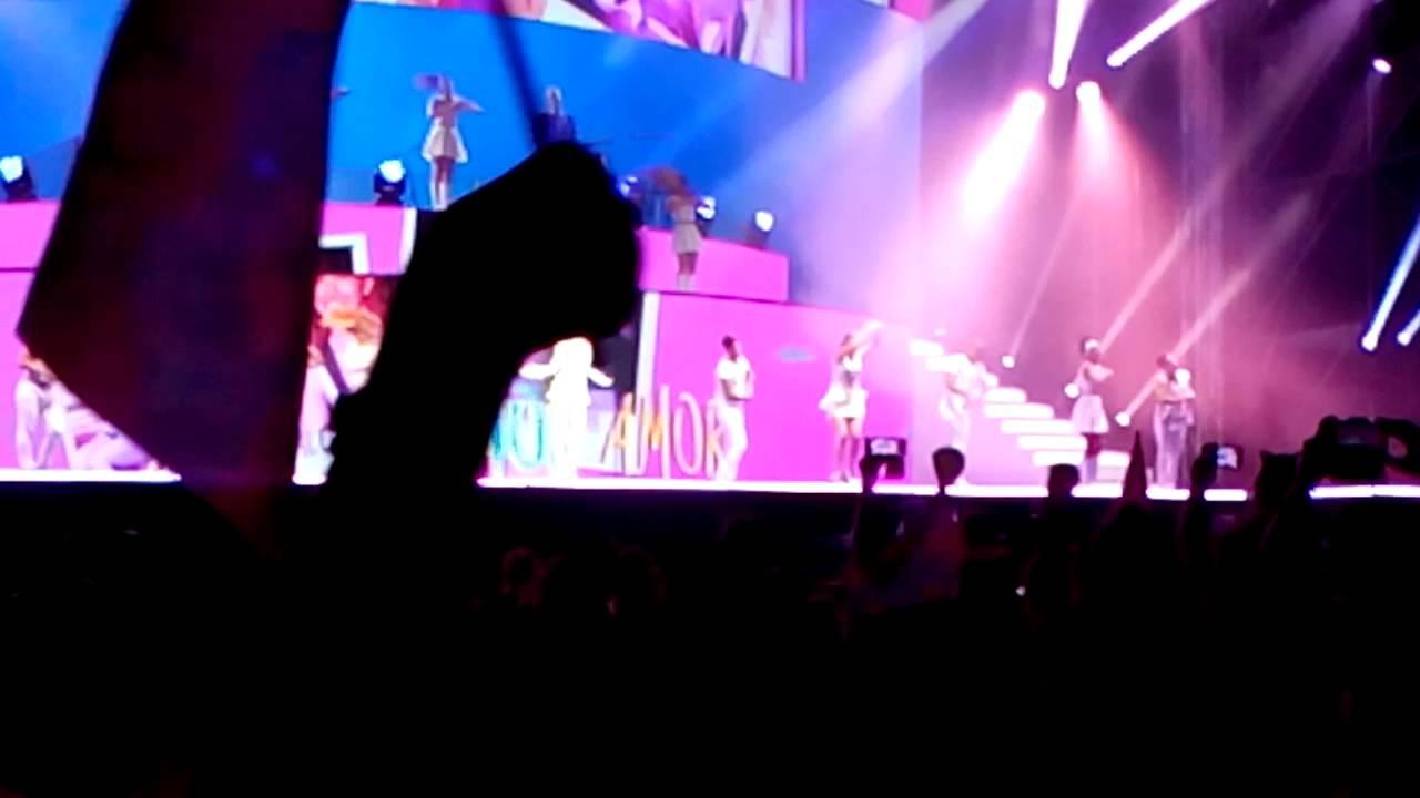Violetta Live Concert