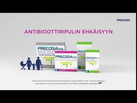 Biocodex Precosa 6s