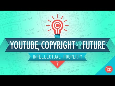 IP Problems, YouTube, and the Future: Crash Course Intellectual Property #7 Mp3