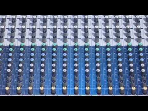 Audio Mixing Soundcraft Desk