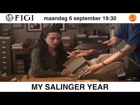My Salinger Year in 'Boek & Film'