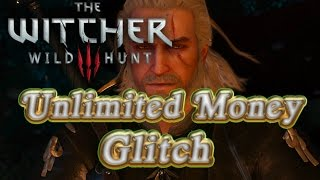 Witcher 3 Unlimited Money Glitch (FOR LOW LEVEL PLAYERS) Viewer Request!!