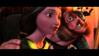 Disney/Pixar - MERIDA - Legende der Highlands - Filmclip - Rat an Elinor