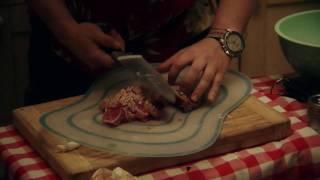 Cooking Hawaiian Style Episode 001 - Tataki Style Ahi Poke