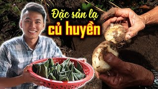 Making A TRADITIONAL CAKE in the West| VIETNAM Travel Guide