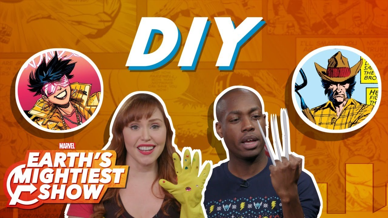 Marvel Halloween Costumes Diy.7 Last Minute Halloween Costumes Inspired By Marvel Characters