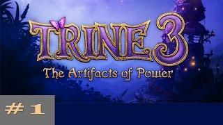 Trine 3: The Artifacts of Power - Ep 1 (with TangoTek & Zueljin)