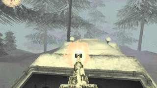 Medal of Honor: Allied Assault Spearhead - Bastogne Mission 2 (Part 5 HD Redo)
