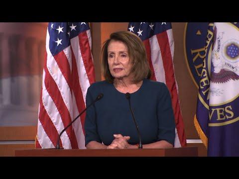 Pelosi Blasts GOP Health Care Repeal Effort