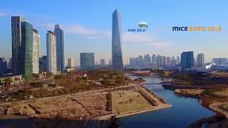 KME - Korea MICE EXPO Incheon 2018 with EVINTRA