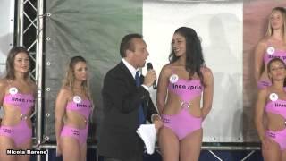 VITULAZIO 7 Agosto 2014 - Finale Provinciale di Miss Italia.