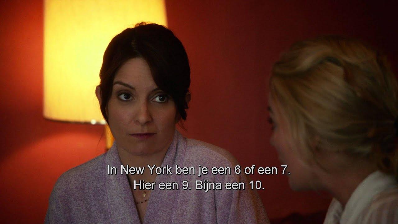 Whiskey Tango Foxtrot met Tina Fey  trailer 1 | UPInl