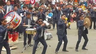 BANDA INSTRUMENTAL BOLIVIA - CONCURSO DE BANDAS SACABA