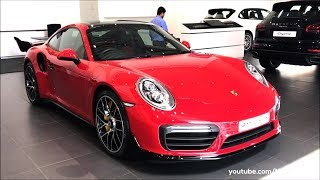 Porsche 911 Turbo S 991.2 2018 | Real-life review
