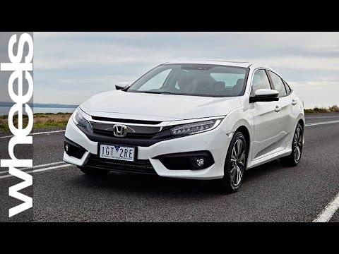 Honda Civic VTi-LX review | Car Reviews | Wheels Australia