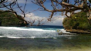 Wisata 10 Pantai Desa Ngadipuro Blitar, East Java