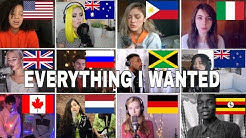 Who Sang It Better : Billie Eilish - Everything I Wanted  ( 12 different countries )
