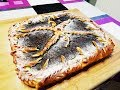 Поделки - Сладкий пирог из дрожжевого сдобного теста с двойной начинкой!!!