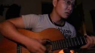 Cây và gió (Band Cát)-guitar viets0nny