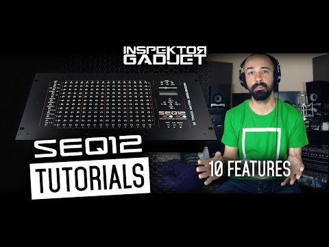 SEQ12 (Mode Machines) - 10 Cool Features
