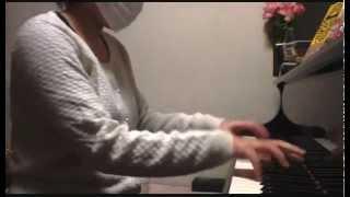 天体戦士サンレツドOP manzo「溝ノ口太陽族」Full をピアノで弾いてみま...