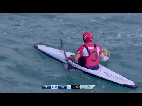 RCN Castellón - KC Nord-West Berlin | Canoe Polo European Club Championship 2016. Group A
