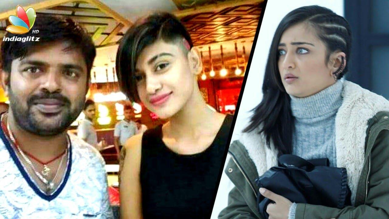Latest Hair Style: Shocking: Oviya's New Hair Style