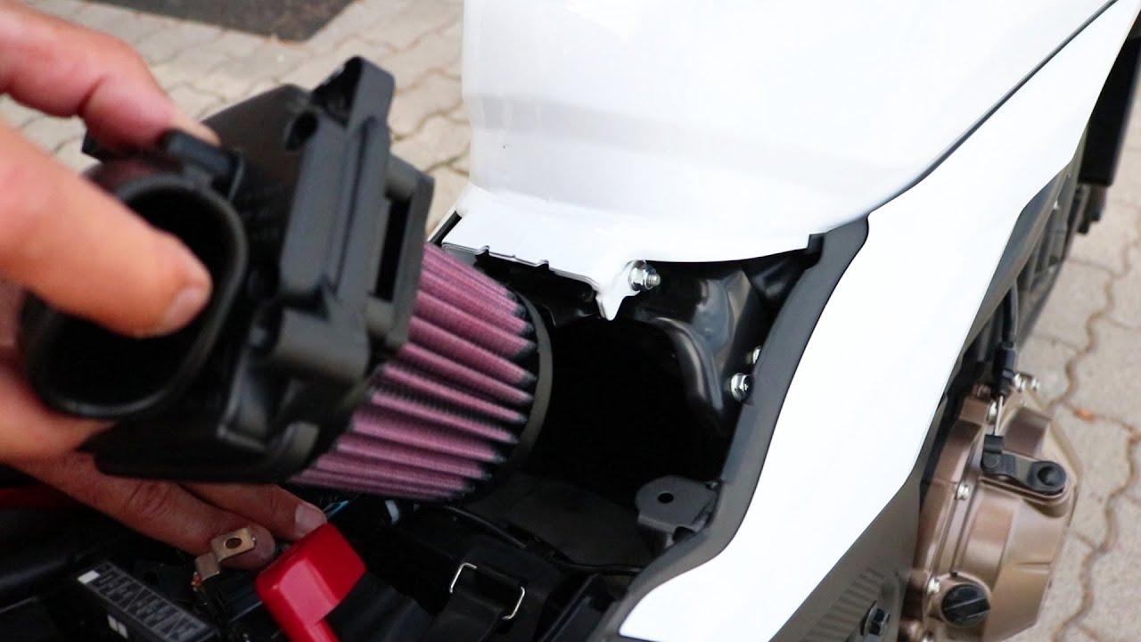 K/&N Air Filter Element Honda 1996 CB500