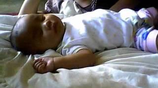 bayi ngorok