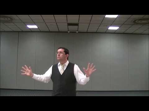 """Rabbi Viñas: """"The Anusim"""" at Arden Heights Boulevard Jewish Center"""