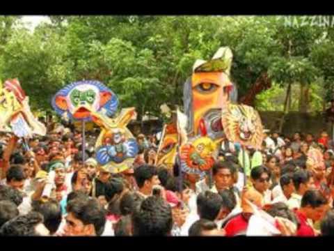Pohela Boishakh by Aunkan