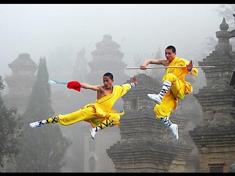 Kung Fu Bootcamp - Das Geheimnis Der Shaolin [Doku]