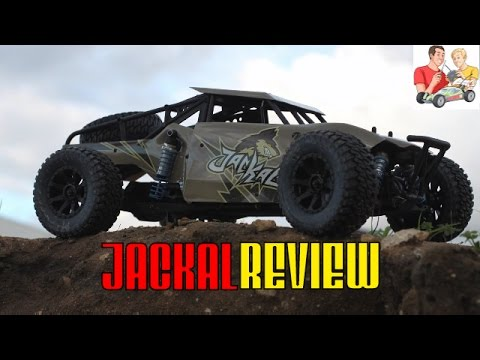 JACKAL RC Desert Buggy by Thunder Tiger