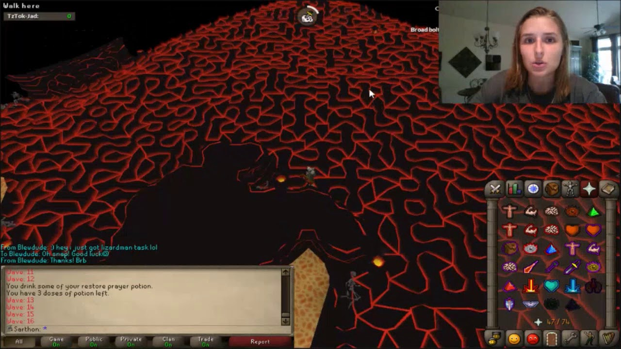 OSRS Jad Guide for Ironman