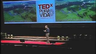 TEDxPuraVida - Pedro León - La Joya del Sur