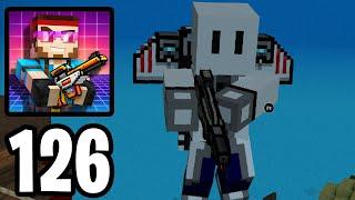 TEN GOŚĆ MA NIEZŁE BRONIE - Pixel Gun 3D Gamepaly