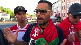 مغاربة من روسيا: كفار قريش خونة وغادي نشجعو روسيا ضداً فالسعودية
