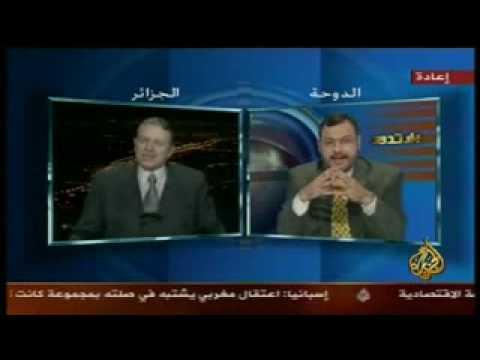 Ahmed Manssour et Bouteflika sur aljazeera