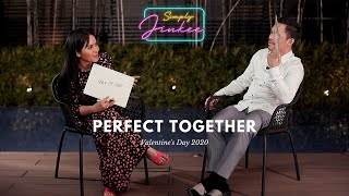 Perfect Together Valentine's Day with Sen. Manny & Jinkee Pacquiao