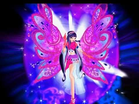 Winx Club New Transformations Part 1 YouTube