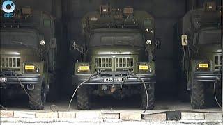 В Новосибирске покажут военную технику. Выставку машин приурочили ко Дню защитника Отечества