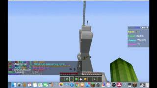 Minecraft Parkour: Burjkhalifa completion!